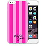 Iphone 6 Plus Cases Custom Victoria's Secret Love Pink 37 Cell Phone Tpu Cover Case for Iphone 6 Plus 5.5 Inch White