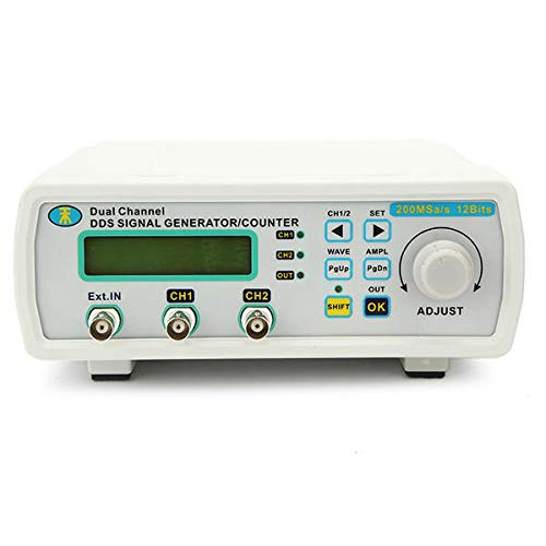 MDS-3200A DDS NC Dual Channel Function Signal Generator Frequency Meter TTL Wave - 20MHZ 20 Mhz Dual-channel