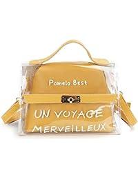 e61188ebd7 Pomelo Best Sac Messenger Mini Bandoulière Femme Cabas Sac D'épaule Sac  Fourre-Tout