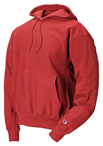 Champion Mens Special Reverse Weave Hood Scarlet