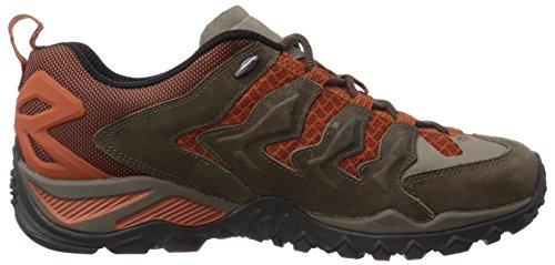 Merrell Cham Shift Vent Herren Trekking- & Wanderhalbschuhe Braun (Stucco/Potters Clay)