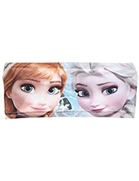 Disney Frozen - Fascetta Capelli Bambine (Bianco/Azzurro)