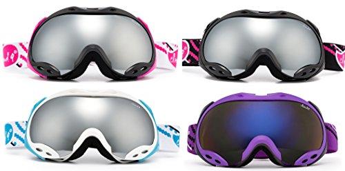 Cloud 9 Goggles Herren 9 Wolke - wo Schnee Skibrille