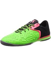 newest e06ef 64253 adidas Uomo Futsal Scarpe, Uomo, Core BlackFlash Red s15solar Green