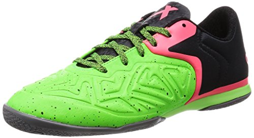 adidas , Herren Futsalschuhe schwarz / rot / grn