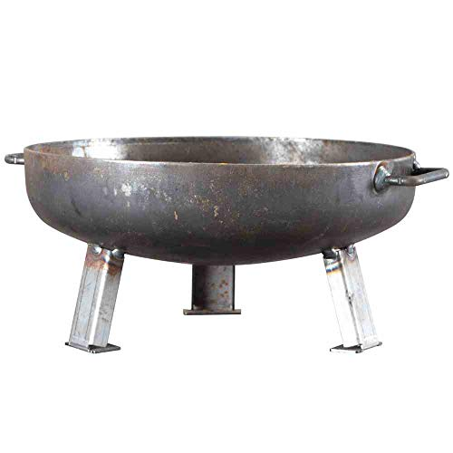 Mini Feuerschale M 30x25x12cm, Stahl