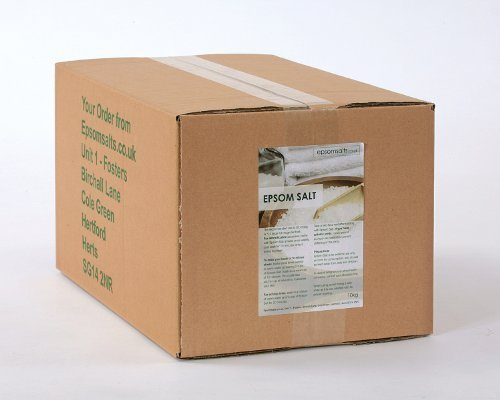 Epsom Salts Medical Grade, 10 kg