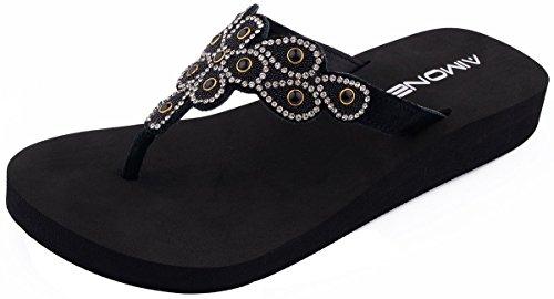 aimone-womens-aviva-flip-flop-sandals40-eublack
