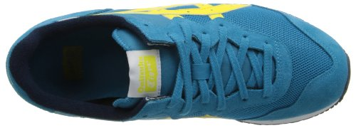 Onitsuka Tiger by Asics X-Caliber Daim Baskets Hawaiian Ocean-Blazing Yellow