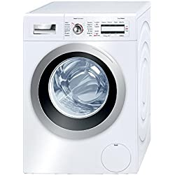 Bosch WAY2854D Home Professional Waschmaschine Frontlader / A+++ / 1400 UpM / 8 kg / Weiß / AquaStop / Eco Silence Drive