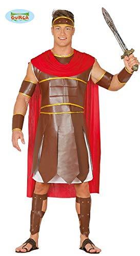 Kostüm Krieger - Römischer Krieger Kostüm für Herren Römer Legionär Herrenkostüm Gr. M-XL, Größe:XL