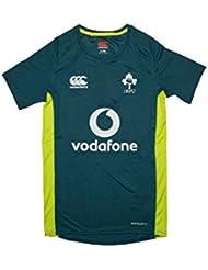 Ireland Rugby Superlight Kids Poly Tee 17/18- Deep Teal