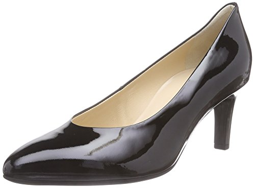 Högl 0- 10 5704 0100 Damen Pumps Schwarz (0100)