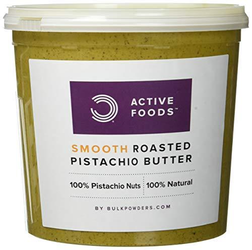 Bulk Powders Pistaziencreme, glatt, Pistazienbutter, 1 kg