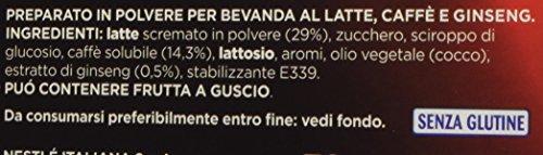 confronta il prezzo Nescafé - Caffè Golosi, Ginseng Preparato Solubile in Polvere al Caffè e Ginseng - 4 confezioni da 10 buste (10 tazze) l'una [40 buste, 40 tazze] miglior prezzo