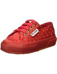 Superga Mädchen 2750-Dotssatinj Niedrige Sneaker