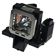 Supermait PK-L2210U PKL2210U Replacement Projector Lamp with Housing Compatible with JVC DLA-F110 / DLA-RS30 / DLA-RS40U / DLA-RS45U / DLA-RS50 / DLA-RS55 / DLA-RS60 / DLA-X3 / DLA-X30 / DLA-X7