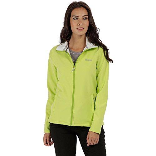 Regatta Womens/Ladies Connie III Lightweight Stretch Softshell Jacket Fleece-lightweight-parka
