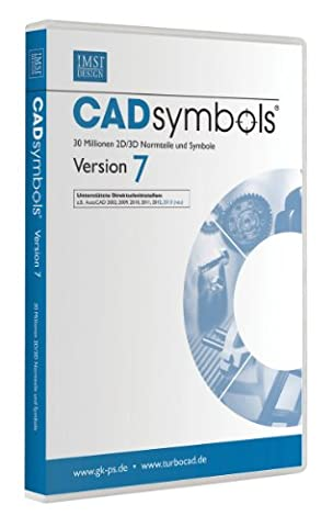 TurboCAD Cadsymbols Version 7