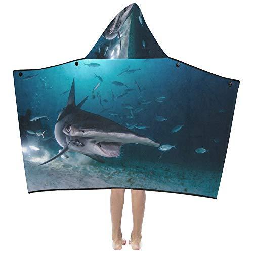Manta niños Manta tiburón martillo niñas Natación