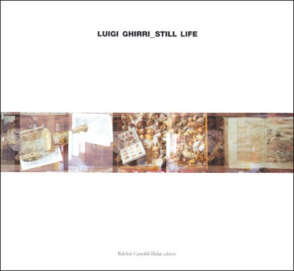 Luigi Ghirri. Still-life