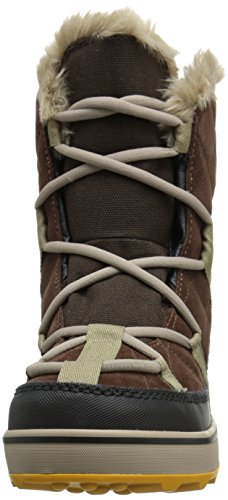 Sorel - Glacy Explorer Shortie, Stivaletti Donna Marrone (Braun (Tobacco 256))