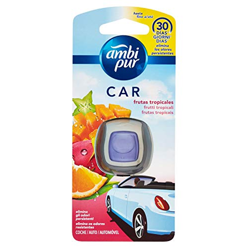 Car Deodorante monouso # Frutta Tro
