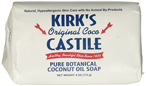 Kirk S Natural Products Kirks Castille Savon 4 Ounce - 32990