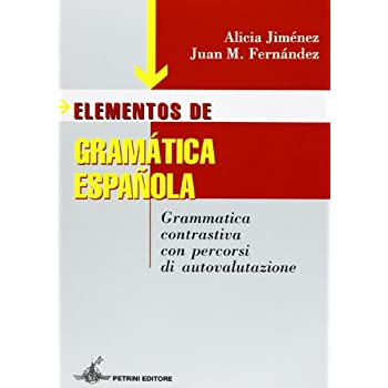 Elementos Gramatica Espan.+Cd