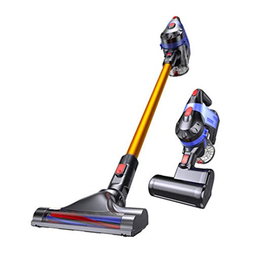 Cleaner-Aspiradora-Ligero-2-En-1-De-Mano-Ligero-Sin-Bolsa-En-Posicin-Vertical-con-Filtracin-HEPA-180--Rotacin-Succin-Fuerte-Limpiado