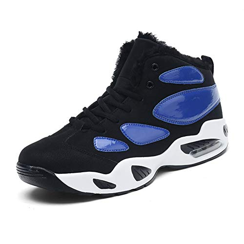 Damen Laufschuhe, Herbst/Winter Wildleder Athletic Sneakers Lovers Driving Schuhe Up Schuhe Unisex Männer Frauen (Farbe : EIN, Größe : 42) - Driving Sneaker