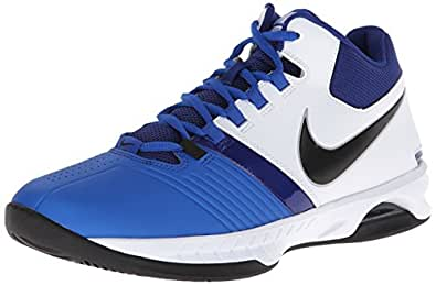 Nike Men's Air Visi Pro V Game Royal,Black,White,Deep Royal Blue  Basketball Shoes -6 UK/India (40 EU)(7 US)