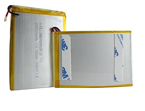 batteria tablet mediacom MEDIACOM BATTERIA ORIGINALE PER TABLET SP7I2A SP7I2AC SP7I2AB
