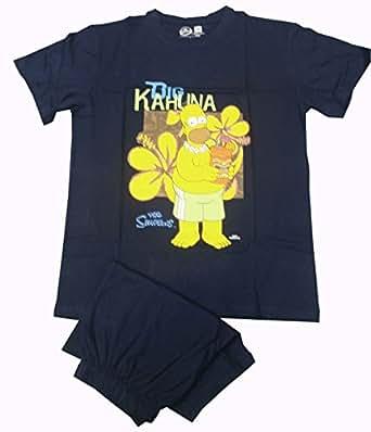 The simpsons pyjashort simpsons homme 12718 taille xxl - Vetement simpson ...