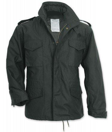 Preisvergleich Produktbild Surplus US Fieldjacket M65 Jacke XXL Schwarz