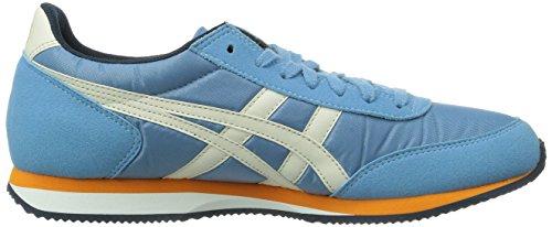 Asics Sakurada, Chaussures de trail mixte adulte Bleu
