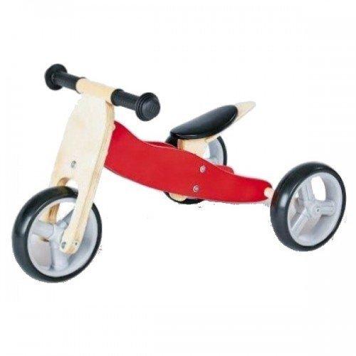 Pinolino Charlie Mini Tricycle Balance Bike (Brown) by Pinolino
