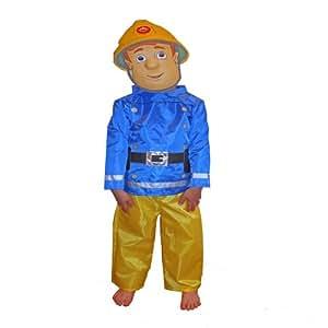Fireman Sam Dress Up Outfit