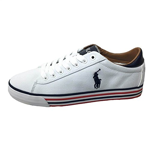 POLO Ralph Lauren - Sneakers - Herren - Sneakers Harvey Slash Sohle weiß für herren - 45