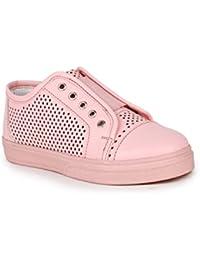 BRUNO Unisex Kid's Sneakers-12 UK EU (KD-19-Pink_30)