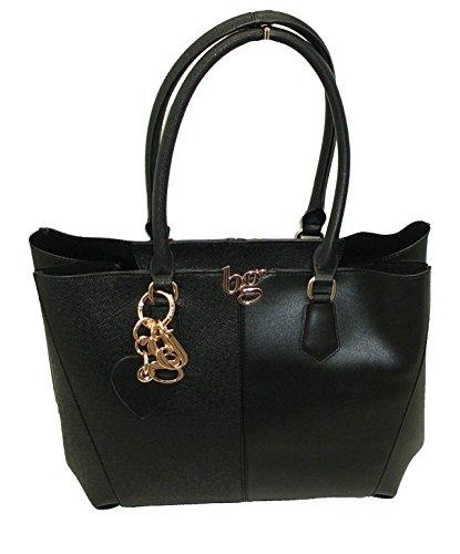 Borsa SHOPPING con tracolla BLUGIRL by blumarine BG 918001 women bag NERO