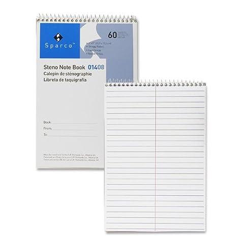 SPR01408 - Sparco Steno Notebook by Sparco