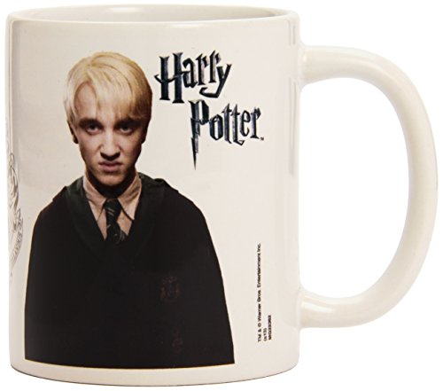 HARRY POTTER MG22382 - Cuenco de cereales, color blanco
