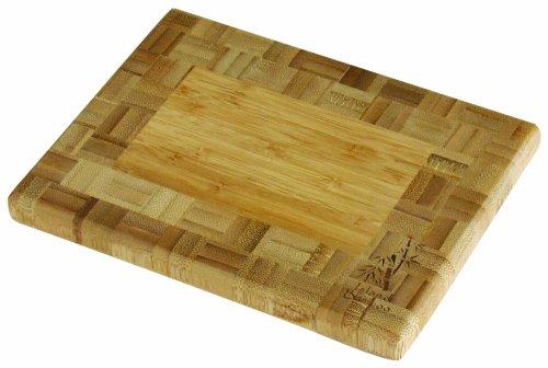 Island Bamboo 8-Inch Sano Bar Board Bamboo-bar-board