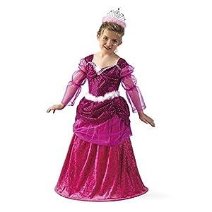 Limit Sport - Disfraz de princesa encantada para niña (MI736)