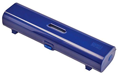 Kuhn Rikon Fast Wrap - Accesorio de hogar (Dispensador de Film Transparente, Azul, De plástico, 88,9 mm, 63,5 mm)