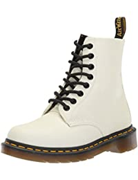 9415fa86193 Amazon.fr   Dr martens - Blanc   Chaussures femme   Chaussures ...