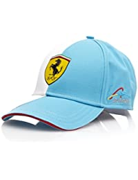 Ferrari Casquette logo Alonso