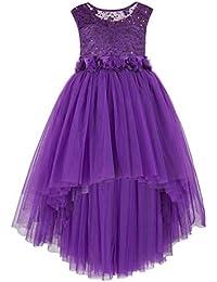 07a066c8e6 Purples Girls' Dresses: Buy Purples Girls' Dresses online at best ...