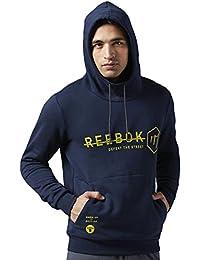 Reebok Men's Slim Fit Hoodie